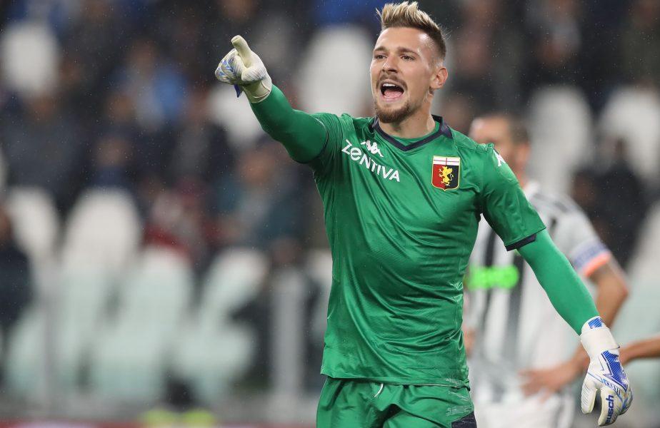 Ionuț Radu poate pleca din Serie A. A fost propus unei echipe din La Liga