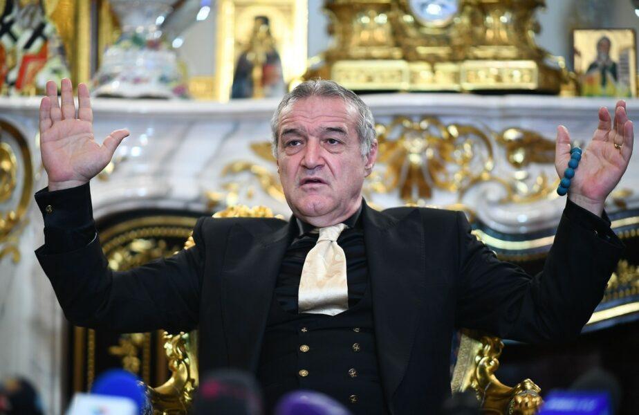 """Gigi Becali, revoltat de măsurile din biserici: """"Să nu mai pupăm icoanele, că sunt viruși pe ele?! Să punem folie de plastic?!"""""""