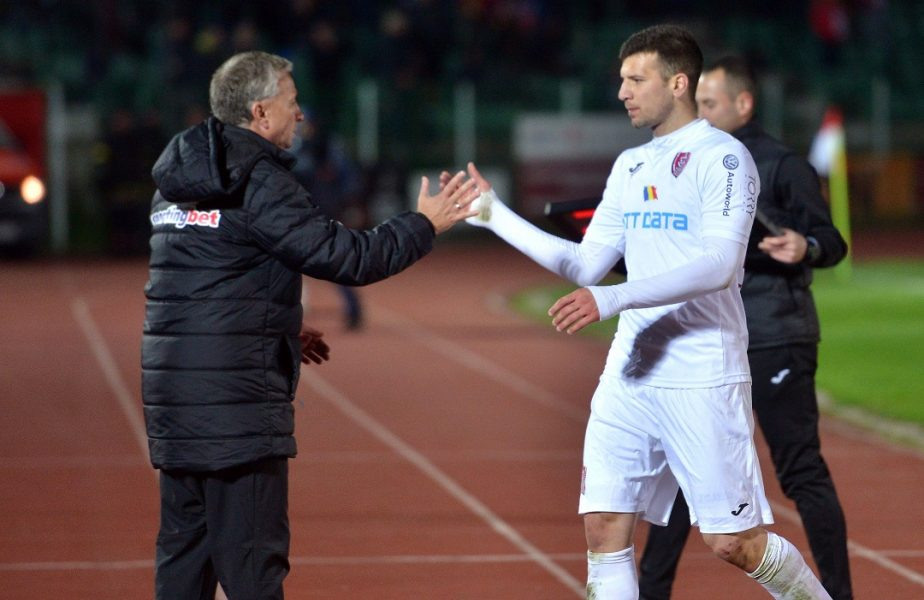 """Gigi Becali, surprins alegerea lui Ţucudean. """"Dan Petrescu este cel mai deştept. Nu trebuie să faci afaceri cu el!"""""""