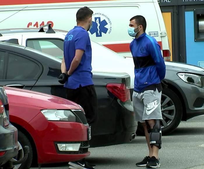 """Gigi Becali tremură după ce Vali Creţu s-a accidentat: """"Nu știu dacă e întindere sau ceva mai complicat"""""""