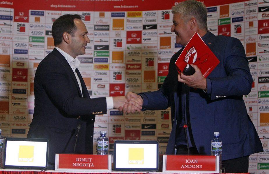 Dinamo nu se mai vinde! Ionuţ Negoiţă, acuzat că a vrut să îi lase pe spanioli fără 3 milioane de euro