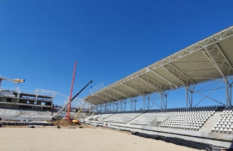"""Stadionul """"Arcul de Triumf"""" prea mic pentru FCSB! """"Pot face antrenamente, dar nu pot juca meciuri oficiale"""""""