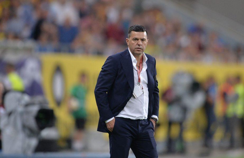 """Cosmin Contra, atacat de un fost jucător pe care l-a antrenat: """"Nu ajungea la națională fără mine"""""""