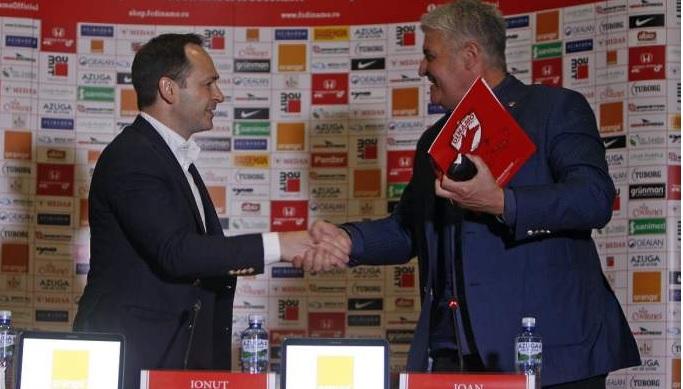 FOTO | Spaniolii au venit cu dovezile! Clauza din contractul cu Ionuț Negoiță pentru cumpărarea lui Dinamo