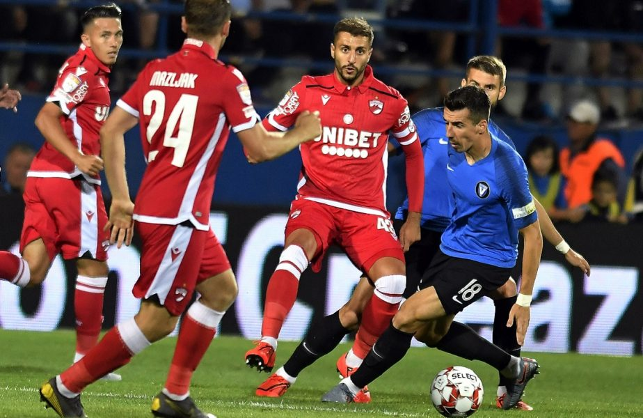Dinamo nu are bani, dar prelungeşte contractele jucătorilor. Italienii lui Mihalcea au fost convinşi să rămână!