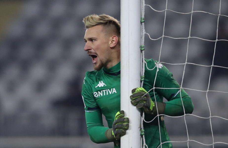 """Gazzetta dello Sport anunţă că Ionuţ Radu va rămâne la Inter. """"Românul va fi poliţa de asigurare a nerazzurrilor"""""""