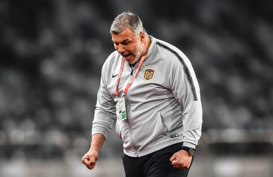 """Cosmin Olăroiu, unul dintre antrenorii care i-au ţinut piept lui Gigi Becali, făcut praf de un fost elev: """"Este laş. A vrut să scape de mine """""""