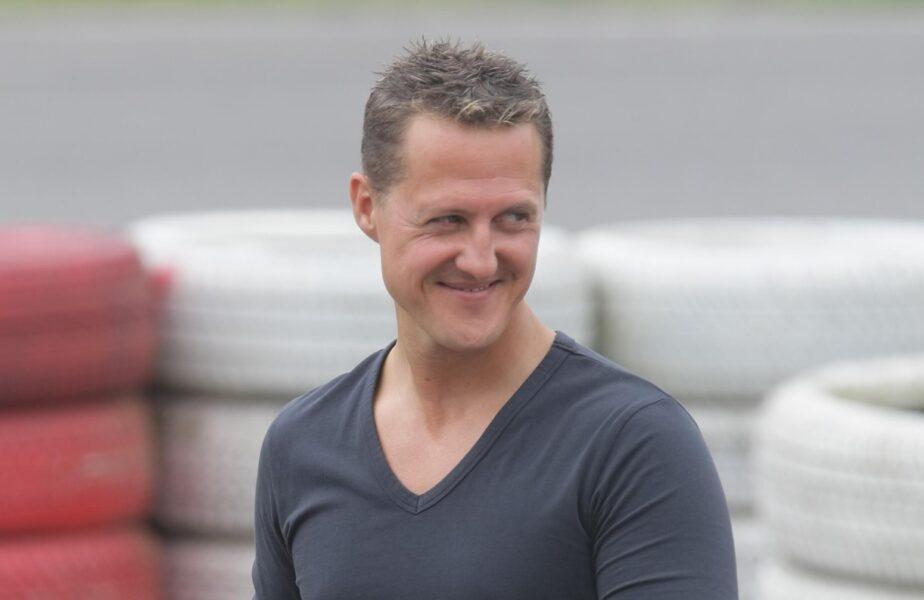 """""""Știu cum se simte, am informații"""". Noi detalii despre starea de sănătate a lui Michael Schumacher"""