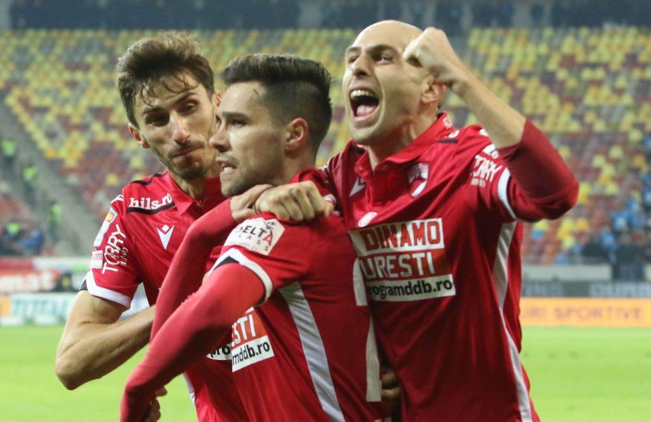 """Jucătorii lui Dinamo au fost scoși din șomaj tehnic! Vestea pe care o aștepta toată """"haita"""". """"Au fost remarcabili"""""""
