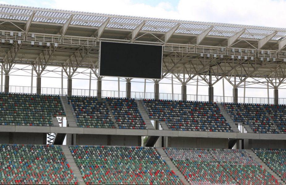 GALERIE FOTO | Încep să se vadă cele 100 de milioane de euro investite în Stadionul Steaua. Lucrările din Ghencea avansează în ritm alert