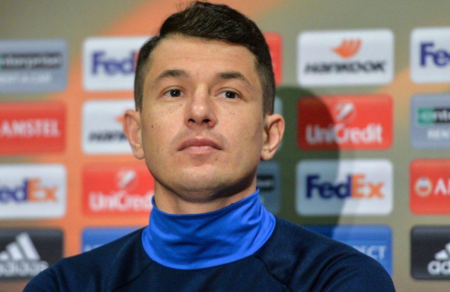 Andrei Prepeliță a refuzat Sampdoria pentru a juca la Steaua! Dezvăluirile făcute de mijlocaș