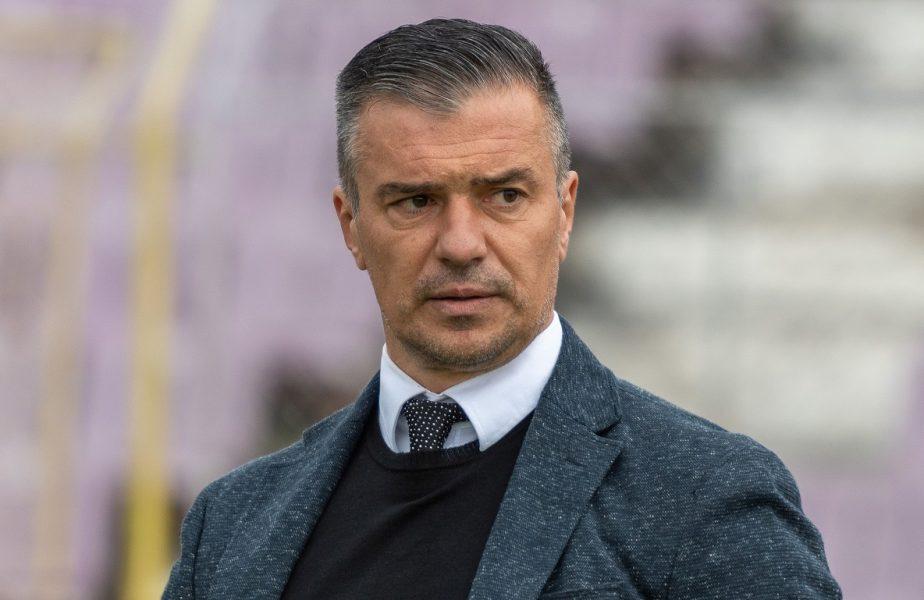 Daniel Pancu, atitudine de preşedinte! A făcut pace cu directorul sportiv al Rapidului