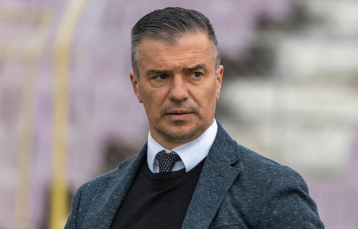 Daniel Pancu, în timpul unui meci