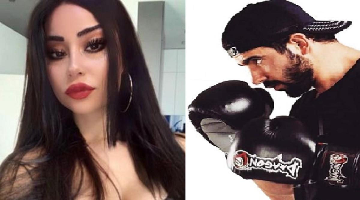 Victima şi boxerul
