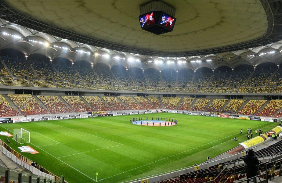 Fotbalul a găsit calea să se întoarcă pe Arena Naţională. Bratu vine să facă testul pentru coronavirus