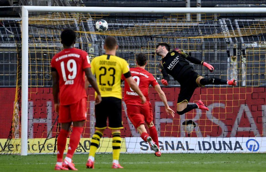 """Reacţia lui Joshua Kimmich după ce a îngenunchiat-o pe Borussia. """"A fost cel mai frumos gol al carierei"""""""