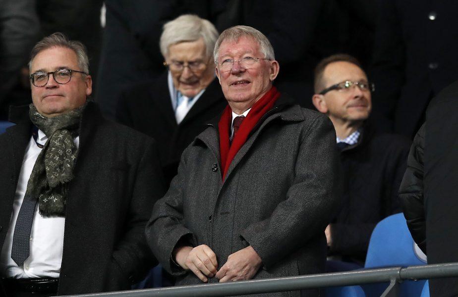 Euro 2020 | Sir Alex Ferguson a pățit-o ca Hagi și Popescu. Legendarul antrenor a fost interzis la VIP la meciul Anglia – Scoția