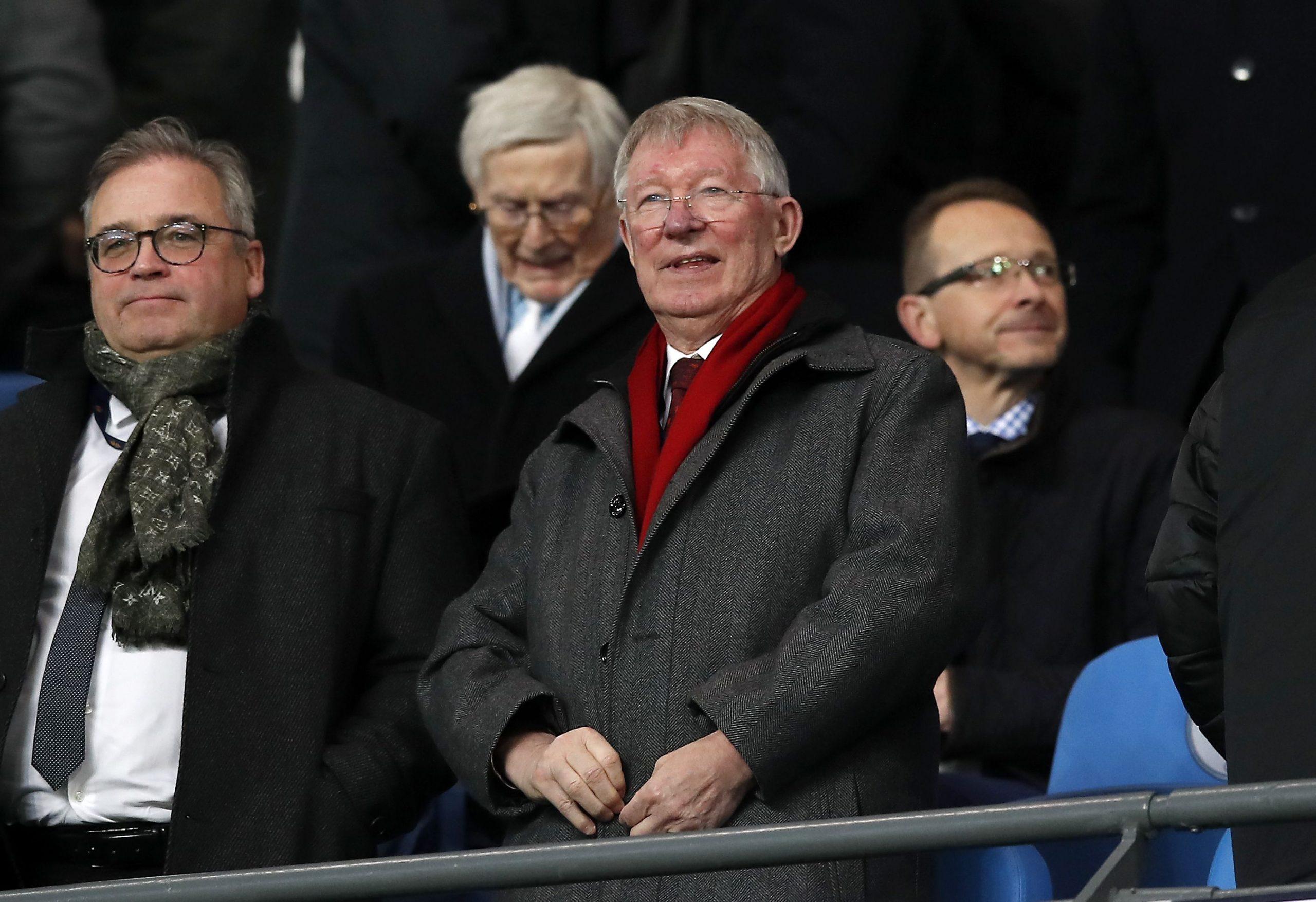 Sir Alex Ferguson a pățit-o ca Hagi și Popescu