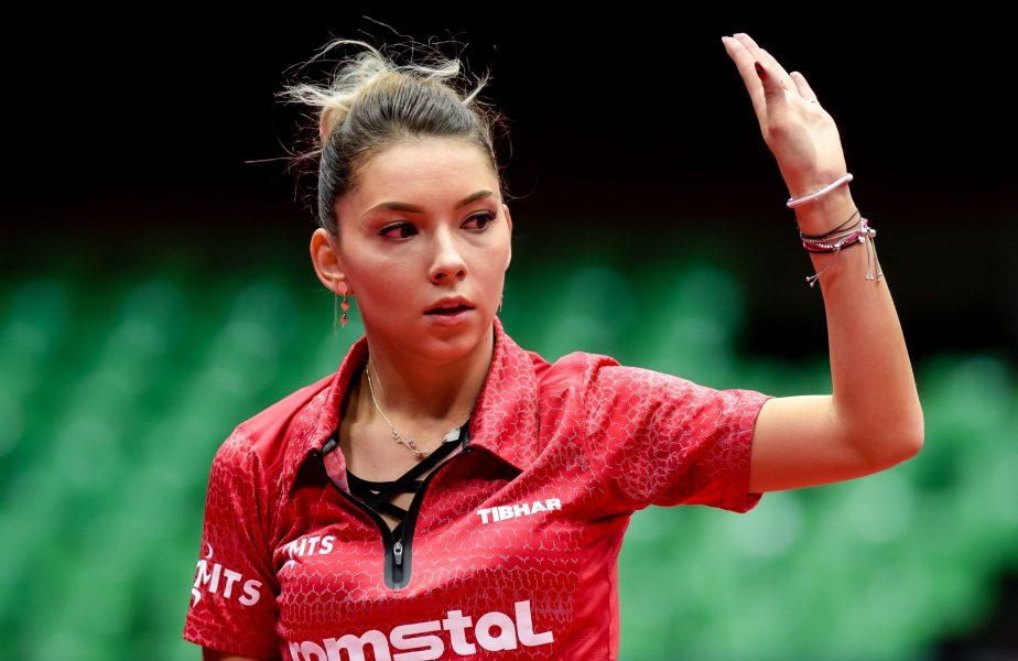 E frumoasă, sexy și campioană europeană la tenis de masă! Care este talentul ascuns al lui Bernadette Szoc
