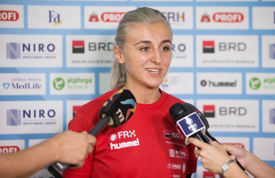 Yuliya Dumanska a semnat! Unde va juca portarul echipei naționale de handbal feminin din sezonul viitor