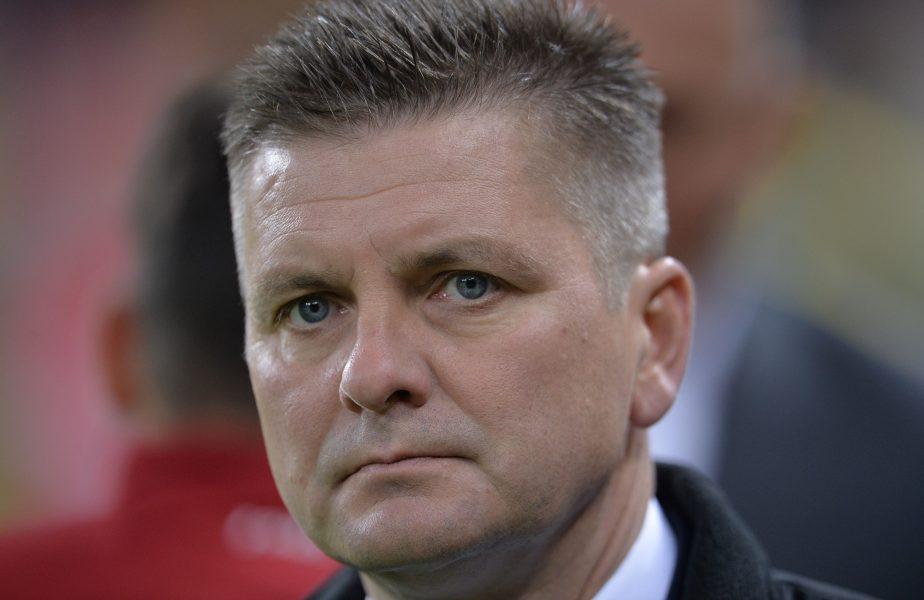 Dusan Uhrin revine în Liga 1? Cehul a venit la București și negociază cu un club din play-off