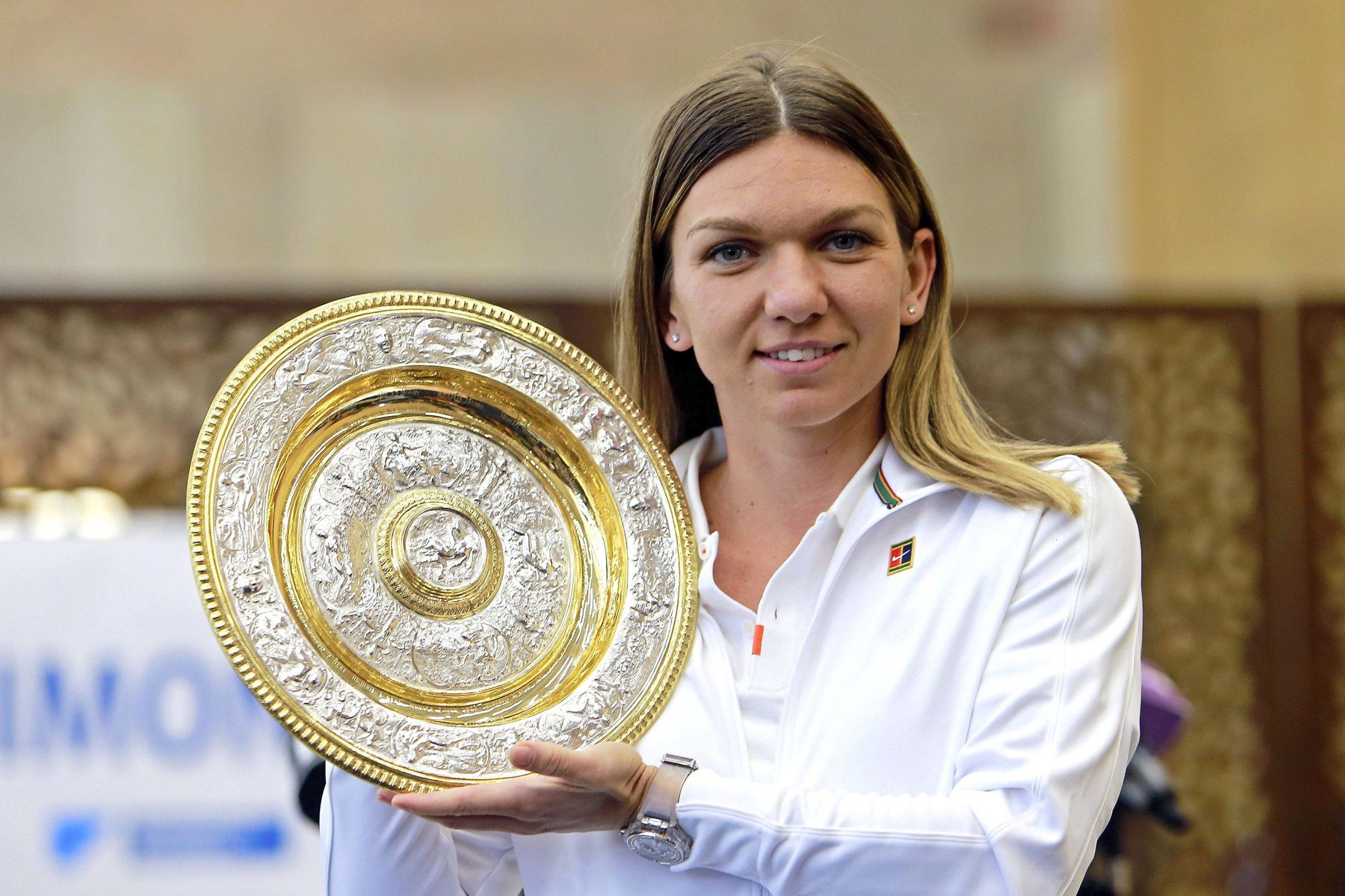 """Simona Halep, dezvăluiri de la începutul carierei în tenis. """"Nu mi-am luat nici mașină, nici casă scumpă"""""""