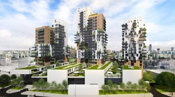Investiţie uriaşă făcută de Ion Ţiriac, chiar în Bucureşti. Complex rezidenţial cu penthouse-uri dotate cu piscină și SPA interior