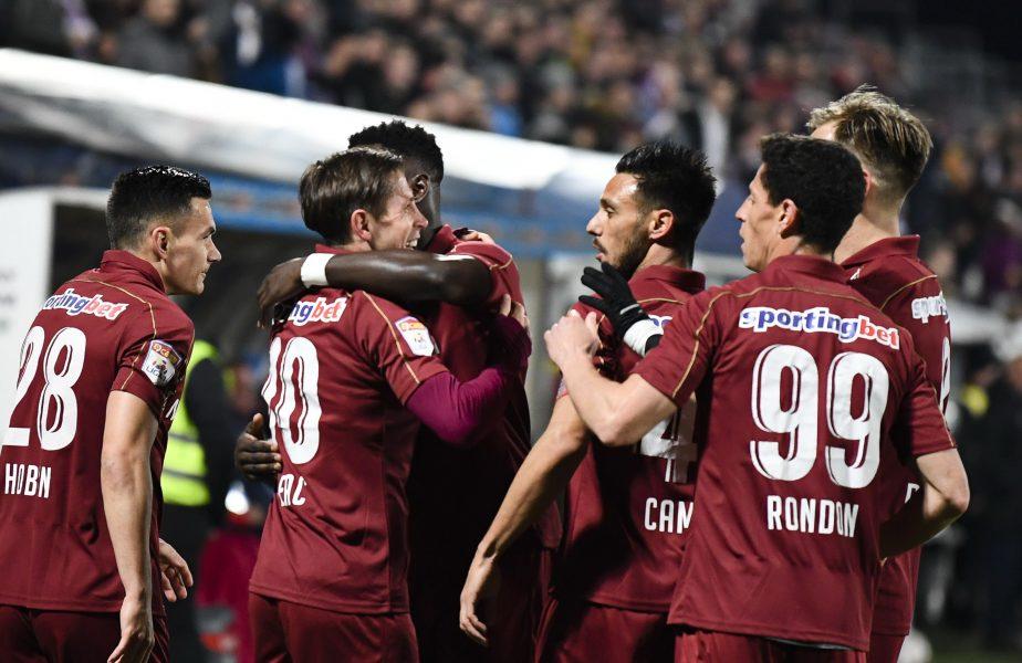 Situaţie tensionată la CFR Cluj. Jucătorii îşi vor primi toţi banii doar dacă duc echipa în grupele cupelor europene. Mai mulţi străini se revoltă