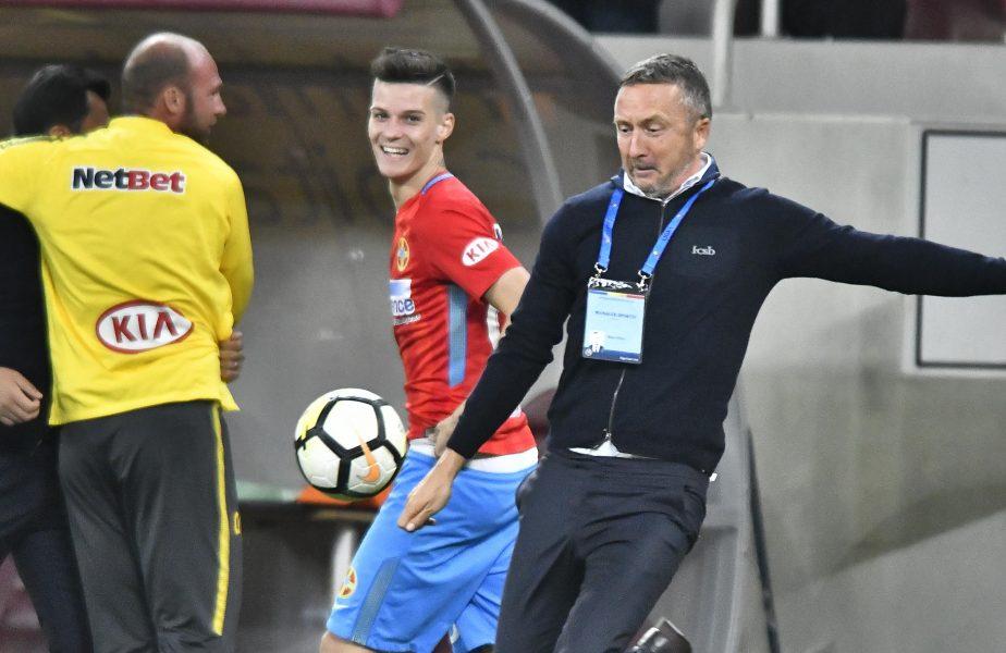 """Mihai Stoica, replică dură după ce CS Mioveni a amenințat că se retrage din Liga 1. """"Primele trei erori au fost împotriva noastră!"""" Cum i-a """"înțepat"""" și pe rivalii de la CFR Cluj"""