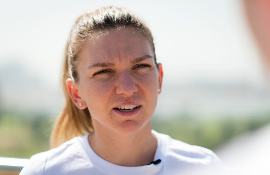 Simona Halep a pierdut un pariu de ziua copilului. Ce a trebuit să facă sportiva. Detalii la știrile AntenaSport, de la ora 19:55!
