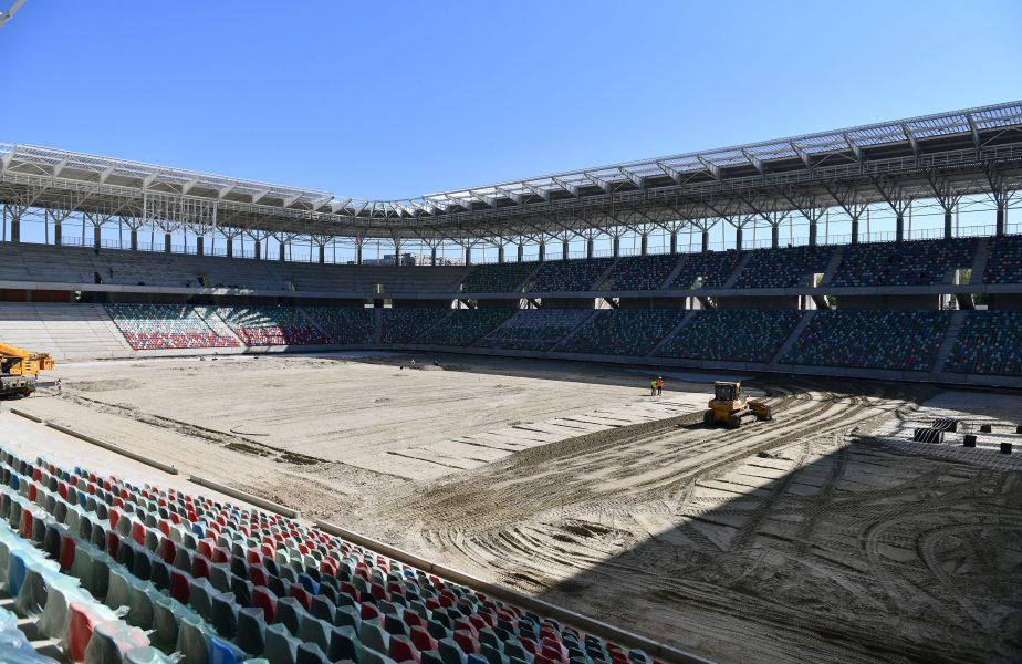 """Răzvan Burleanu, anunț despre stadionul din Ghencea. """"Sunt bunuri publice. Nu ar trebui să excludem suporterii"""""""