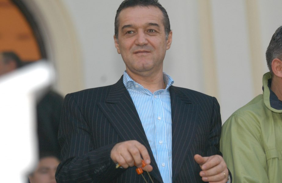 Gigi Becali, implicat într-un nou dosar în fotbal! Ce poate păți patronul de la FCSB