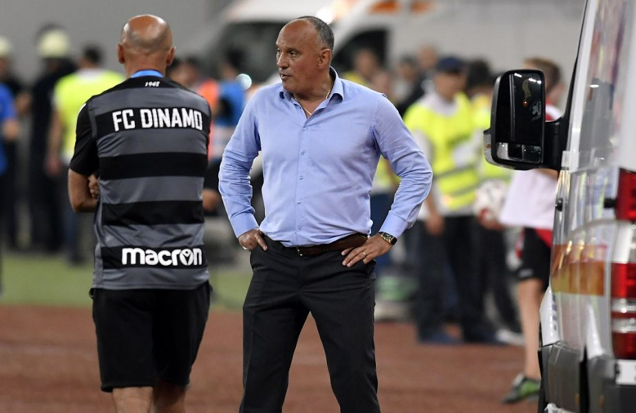 """Florin Prunea pleacă de la Dinamo: """"Nu aveam ce să caut aici"""""""