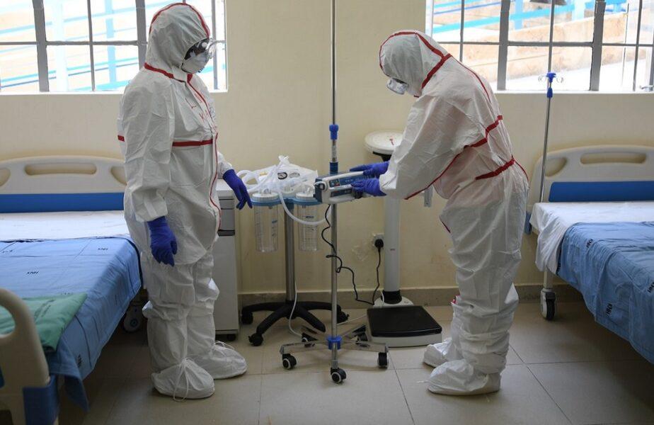 Experienţă şocantă pentru doi români. Zeci de zile s-au luptat cu coronavirusul într-un spital din Africa