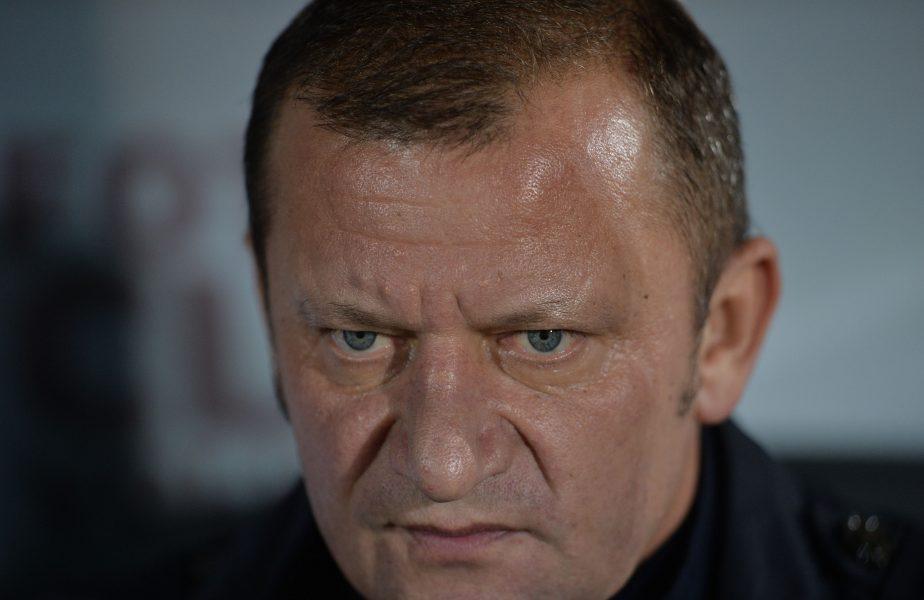 """Dorinel Munteanu iese la atac după ce a fost dat afară de la Reşiţa: """"Mă deranjează foarte mult"""""""