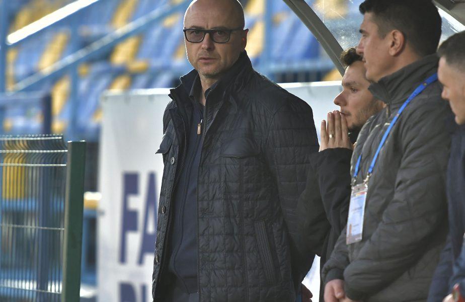 OFICIAL! Leo Grozavu şi-a prelungit contractul cu Sepsi! Antrenorul era pe lista celor de la CFR CLUJ
