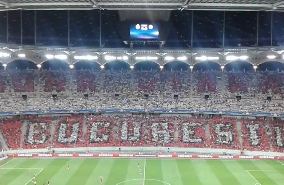 """O nouă ironie la adresa FCSB. """"I-am ajutat să uimească întreaga lume cu coregrafia Doar Dinamo București"""""""
