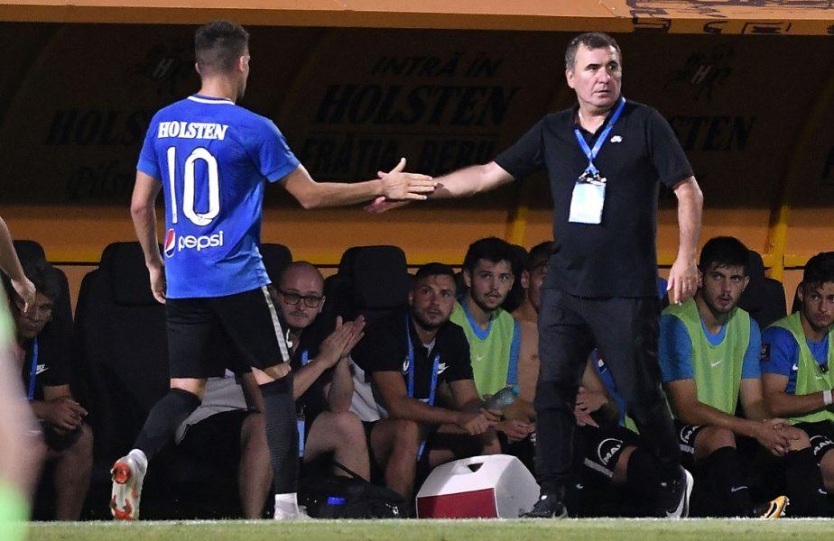 """Gică Hagi, cuvinte uriaşe pentru Ianis. """"Am încredere că va scoate românii în stradă. Gerrard îl poate ajuta să ajungă mai bun ca mine"""""""