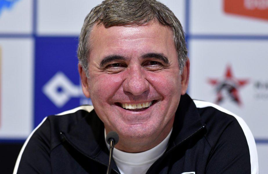 """Unde va antrena Gică Hagi! Ianis Zicu l-a dat de gol: """"El va conduce staff-ul tehnic!"""" Oferta refuzată de fostul antrenor de la Farul"""