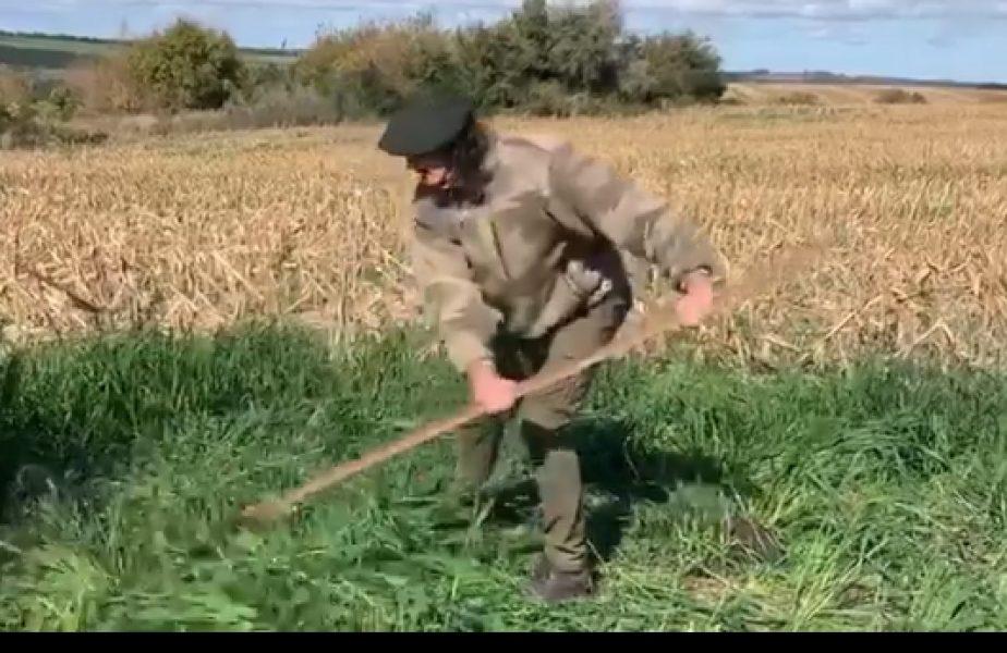 Imagine mortală! Omul care a umilit FCSB a ajuns să facă munci agricole pe timpul pandemiei