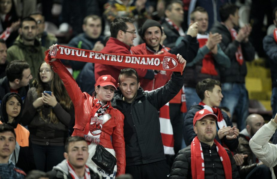 Dinamo vrea să bată recordul de asistenţă la un meci contra Chindiei! 7.000 de bilete virtuale s-au vândut până acum