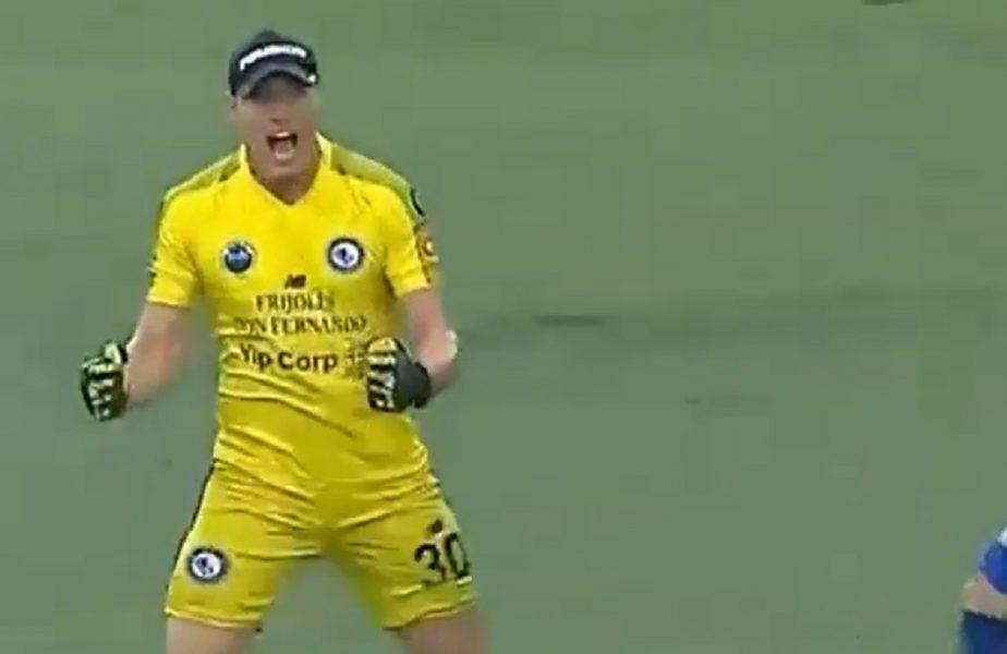 VIDEO | Gol de portar în Costa Rica! A marcat din lovitură liberă şi a devenit erou