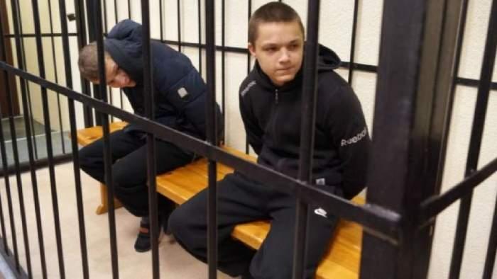 Fraţii Kostsew, după gratii