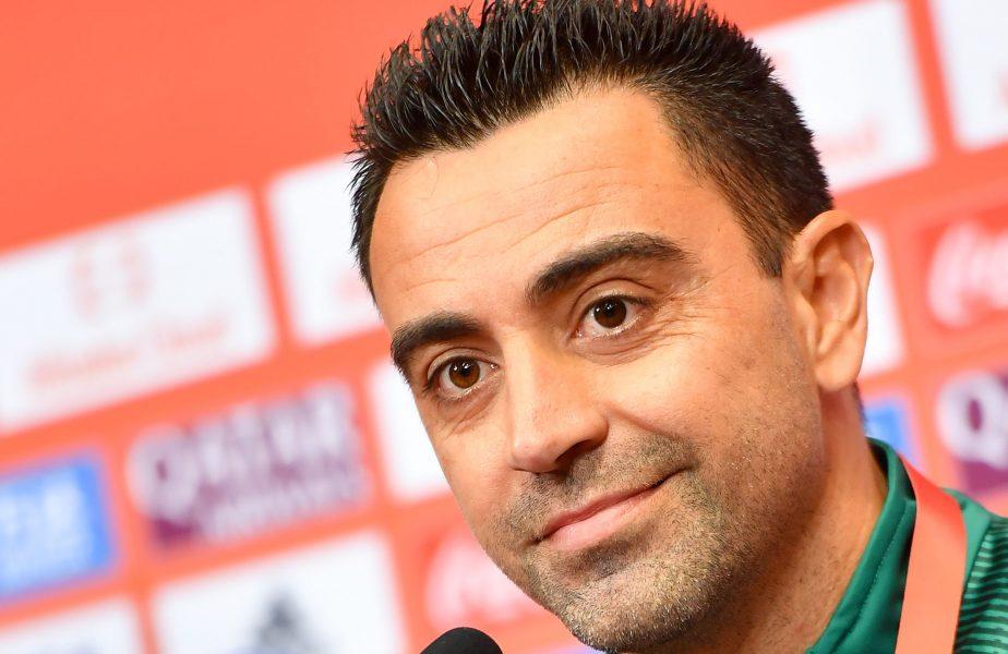 """Xavi se pregăteşte să devină antrenorul Barcelonei: """"Sunt în faza de studiu"""""""