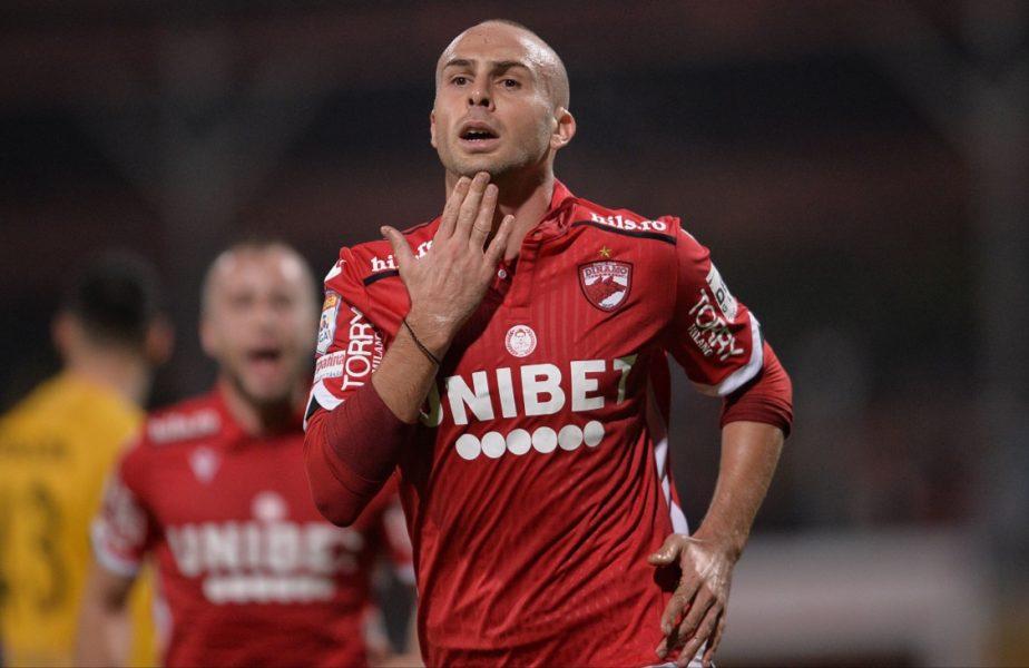 Emoţii mari pentru golgheterul lui Dinamo. Slavko Perovic are probleme la inimă şi încă nu a trecut vizita medicală!