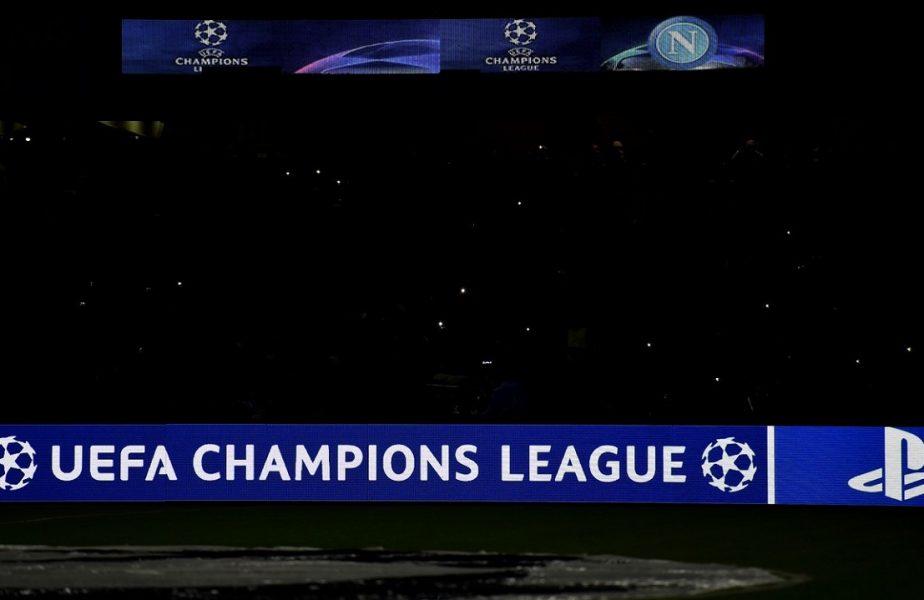 Sezon nebun în UEFA Champions League. Toate meciurile din sferturi se dispută într-un singur oraş. Acesta a fost ales!