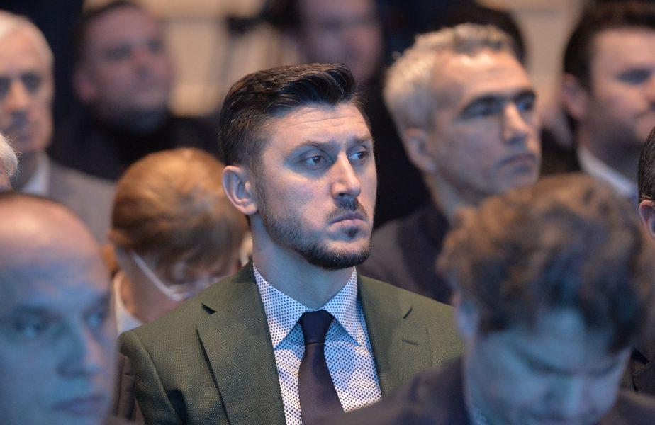 """Ciprian Marica se amuză pe situația de la Dinamo. """"Așteptăm, așa, un prinț pe cal alb"""""""