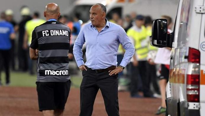"""Se sfărâmă """"haita""""! Florin Prunea a anunţat că pleacă sâmbătă de la Dinamo! """"Aș fi cel mai mare laș dacă aș începe eu acum să pun gaz pe foc"""""""