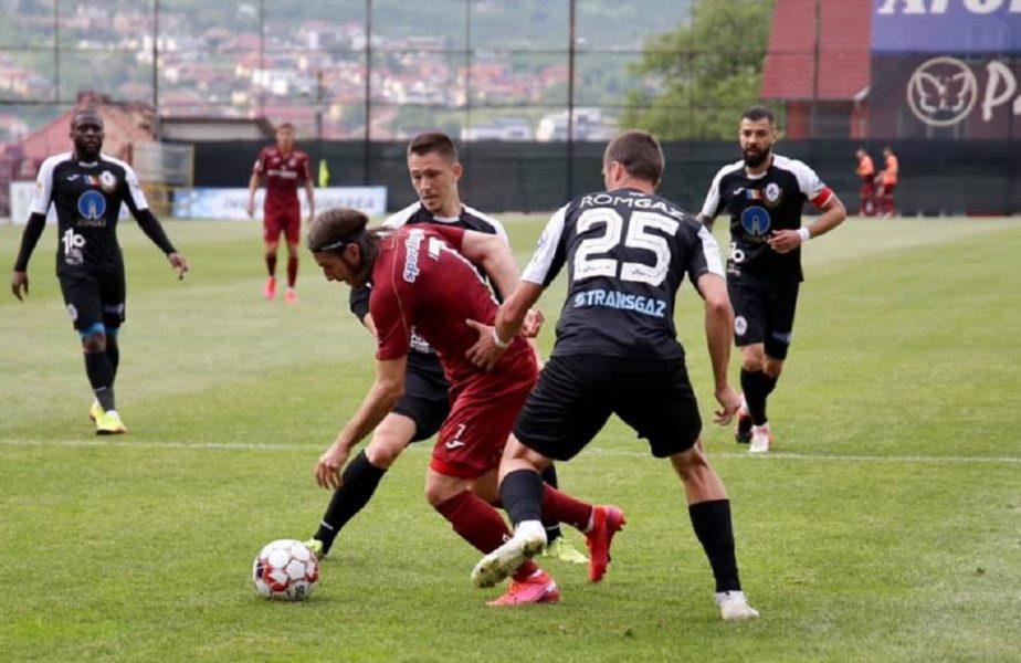 CFR Cluj a băgat frica în FCSB. Dan Petrescu a umilit o echipă din play-off! Campionii, pregătiţi pentru reluarea Ligii 1