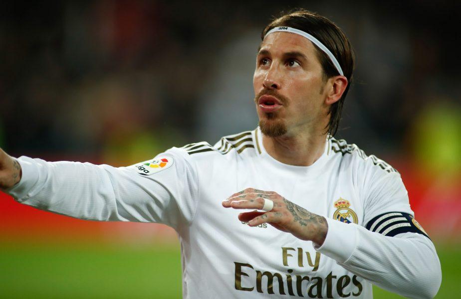 Sergio Ramos a cedat şi acceptat oferta de prelungire propusă de Florentino Perez
